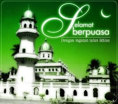 Selamat Menikmati Ramadhan..